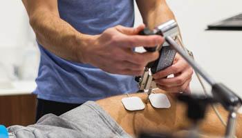 Športna diagnostika v GSC klinika za zdravljenje poškodb.