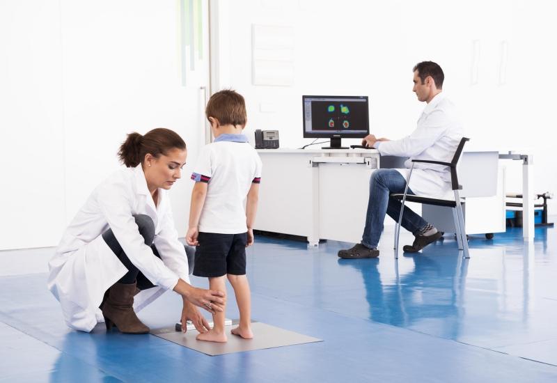 meritve otroške nogice za vložke podoactiva