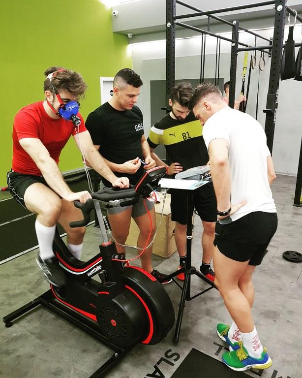 Vodeni treningi v Global Sports Clinic.