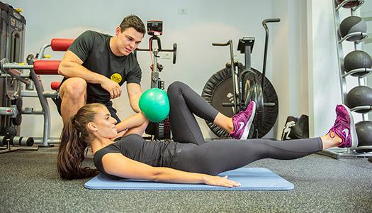 Online vadbe od doma. Individualno prilagojene vadbe.
