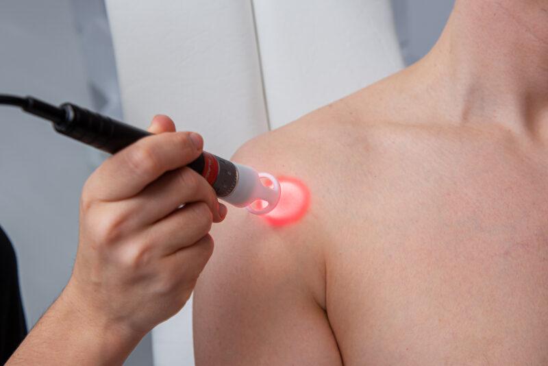 K laser terapija